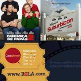 Cinenfermos 29 de Noviembre de 2017 De regreso a Borgoña, Suburbicon y Guerra de Papás 2