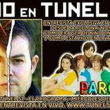 Entrevista exclusiva: TINO Fernandez. TUNEL 57 - Programa Nº: 1068. 27/04/2016. Buenos Aires, Arg.