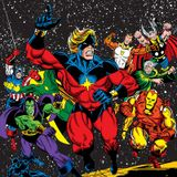 Captain Marvel Part 1 The Life & Death of Mar-Vell - Character Corner #70