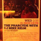 DJ Wushu - Pharcyde demo (2014)