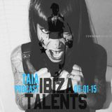 TAIA - Special Podcast for Ibiza Talents Monday 5th January 2015 @ Pacha Ibiza