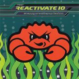 Reactivate 10 - Fluffy Techno - DJ Mix By Blu Peter