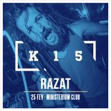 K15. parte 2 Exclusive Mini Mix By: RAZAT  _ Mr Kali Mix