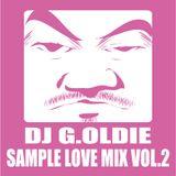 DJ G.OLDIE SAMPLE LOVE MIX VOL2