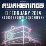 Tachini @ Awakenings Eindhoven - Klokgebouw 2014 (08-02-2014)