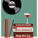 Playlist Les DIsquaires Christmas Rock and Pop