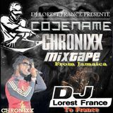 "New**2013 Codename""CHRONIXX MiXTAPE"""