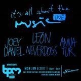 VA - Live at It's All About the Music Live, La Santanera, The BPM Festival 2017 (09-01-2017)