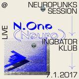 N.One Live Mix @ Neuropunks Session 7.1.2017