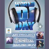 Victor Special - Live . World DJ's Day \ Cazanova Club 2018