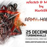 Army of Hardcore 2014 { Selected & Mixed by HardSkull }