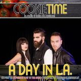 "Matt Garro e Cookie Time live su TRS Radio con il sound dei ""A Day In LA"""