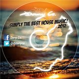 Simply the best house music, (2012) Dj Dany Co.