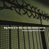 Big Nick D. December mix 2014