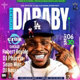 """Robert Royale-Da Baby After Party Part 2 """"Live from The New Club O"""" Chicago"""