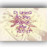 30 Min Dance Mix 1/25/17