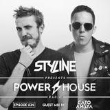Power House Radio #34 (Cato Anaya Guestmix)