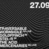 DJ Stel-R @  Design september closing party - Recyclart - Brussels  27-09-2013