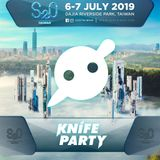 Knife Party Live at S2O Taiwan 2019 (July 6 Day 1)
