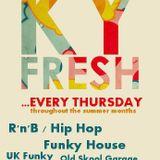 Funky Fresh .....Every Thursday. RnB/ Soul - segment. Recorded live - 02.06. Jack B