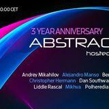 MIKHVA_Abstract Space 3 Year Anniversary@DI.FM Progressive Channel (may 2015)