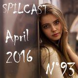Spilcast - N93 - April 2016