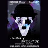 DAVMA - Live @ PUB CHARLOT - TIEMPOS MODERNOS (05-12-14)