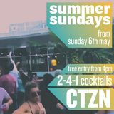 Sam Callaghan at CTZN Bar Summer Sundays (Live recording 20.05.2018)
