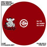 DJ yZ - Def Squad Mix (Feb02 2013)