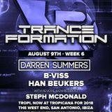 Liveset Trance-Formation Ibiza 9-8-18