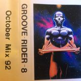 Side A - Grooverider 8 (Late Oct 92)