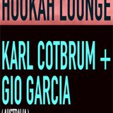 ELEMENTS 002  Gio Garcia_Auhm & Karl Cotbrum _Recorded Live at HOOKAH LOUNGE MexicoDF