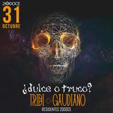 TRIBI & Gaudiano @ 20doce (Dulce o Truco) 31.10.2015