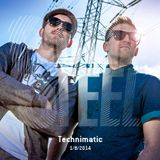 Solid Steel Radio Show 1/8/2014 Part 3 + 4 - Technimatic