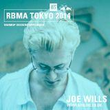 Joe Wills w/ Moxie - RBMA Tokyo 2014