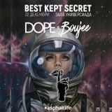DOPE n Boujee - BEST KEPT SECRET 22.12 mix