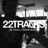 22Tracks Paris Radio • Da Vince (Global Sounds) • LeMellotron.com