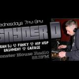 Dj snyder d jan mix (25.01.2013) bashment rnb hiphop house uk funky and more