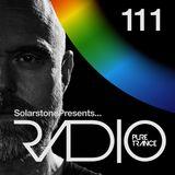 Solarstone presents Pure Trance Radio Episode 111