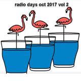 RADIO DAYS OCT 2017 VOL 2 - KEEP KOOL