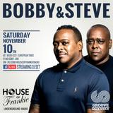 Bobby & Steve – Live @ House Of Frankie HQ [Milan, Italy] 10.11.2018