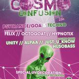 UniTy - Cosmo Confusion 28.04.18 // 135 Bpm