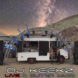 DJ Keekz live @ OuterBass 2016