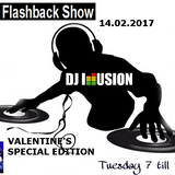 THE FLASHBACK SHOW WITH DJ ILLUSION ON GREEKBEAT RADIO   DATE  TUESSDAY  14.02.2017