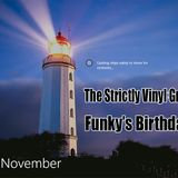 Funky's Birthday - The Strictly Vinyl Groove Show