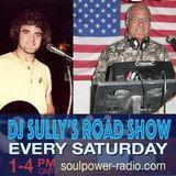 Alan Sullivan - Sully's Saturday Roadshow 220815 on www.soulpower-radio.com
