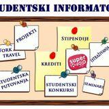 Studentski informator - radio emisija
