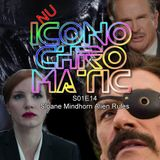 Nu Iconochromatic s01e014 - Sloane's Alien Mindhorn Rules