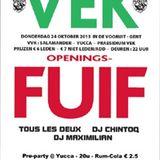 DJ CHINTOQ - VOORUIT 24 OKT 2013 - VEK