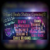 Scream-X - @ Hard Beats Station Opening 2016-10-22